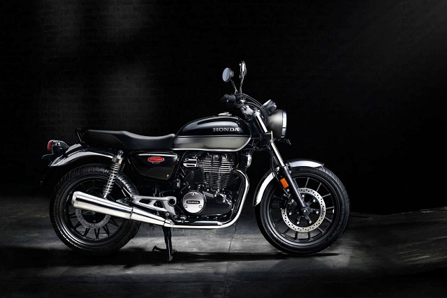 2021 Honda CB350 side