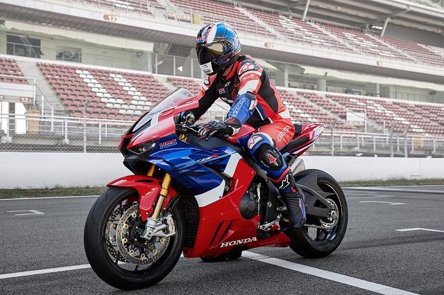 2021 Honda CBR1000RR-R SP Fireblade