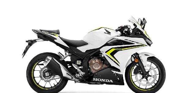 2021 Honda CBR500R side