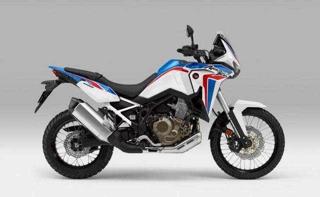 2021 Honda CRF1100L Africa Twin side