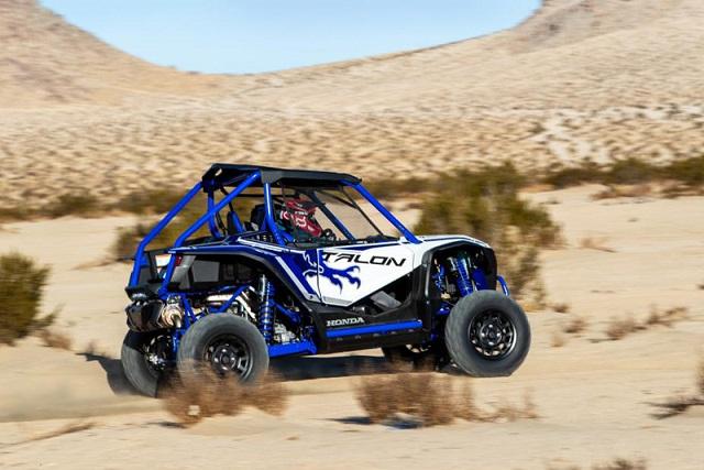 2021 Honda Talon 1000X rear