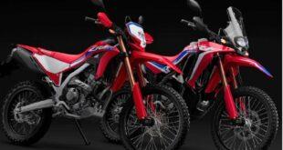 2021 Honda CRF250L