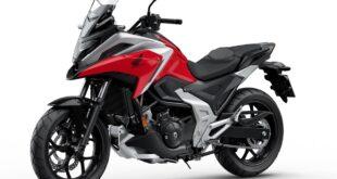 2021 HONDA NC750X Front