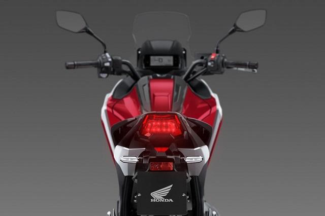2021 Honda NC750X dash