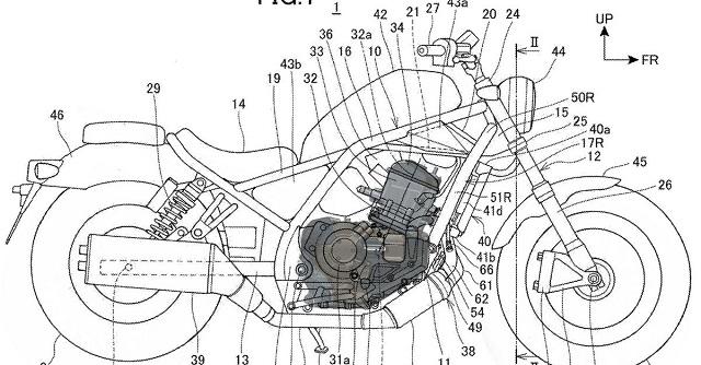 2021 Honda Rebel 1100 side