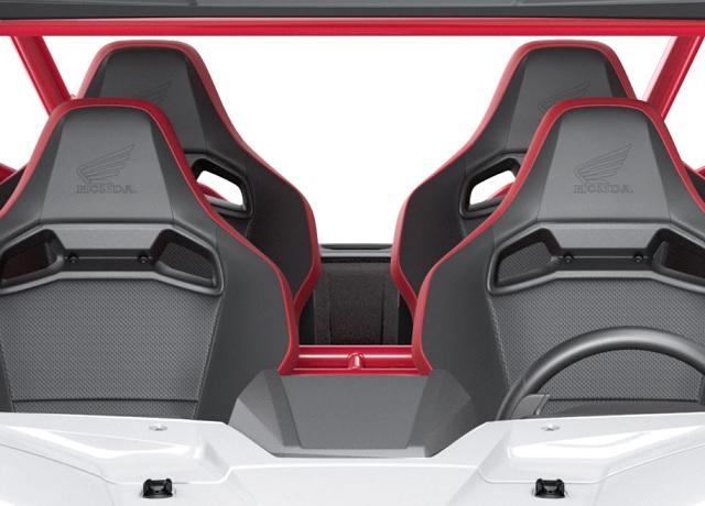 2021 Talon 1000X-4 seats