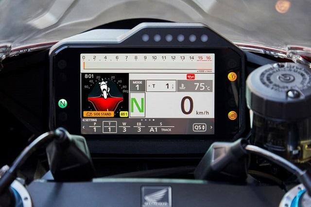 2021 Honda CBR1000RR TFT
