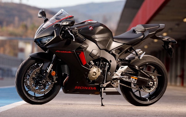 2021 Honda CBR1000RR side