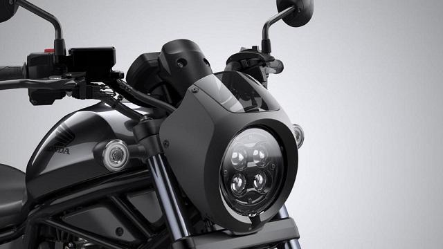 2021 Honda CMX 1100 Rebel front