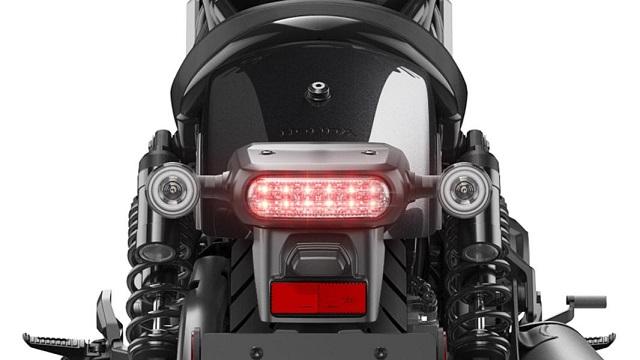 2021 Honda CMX 1100 Rebel rear