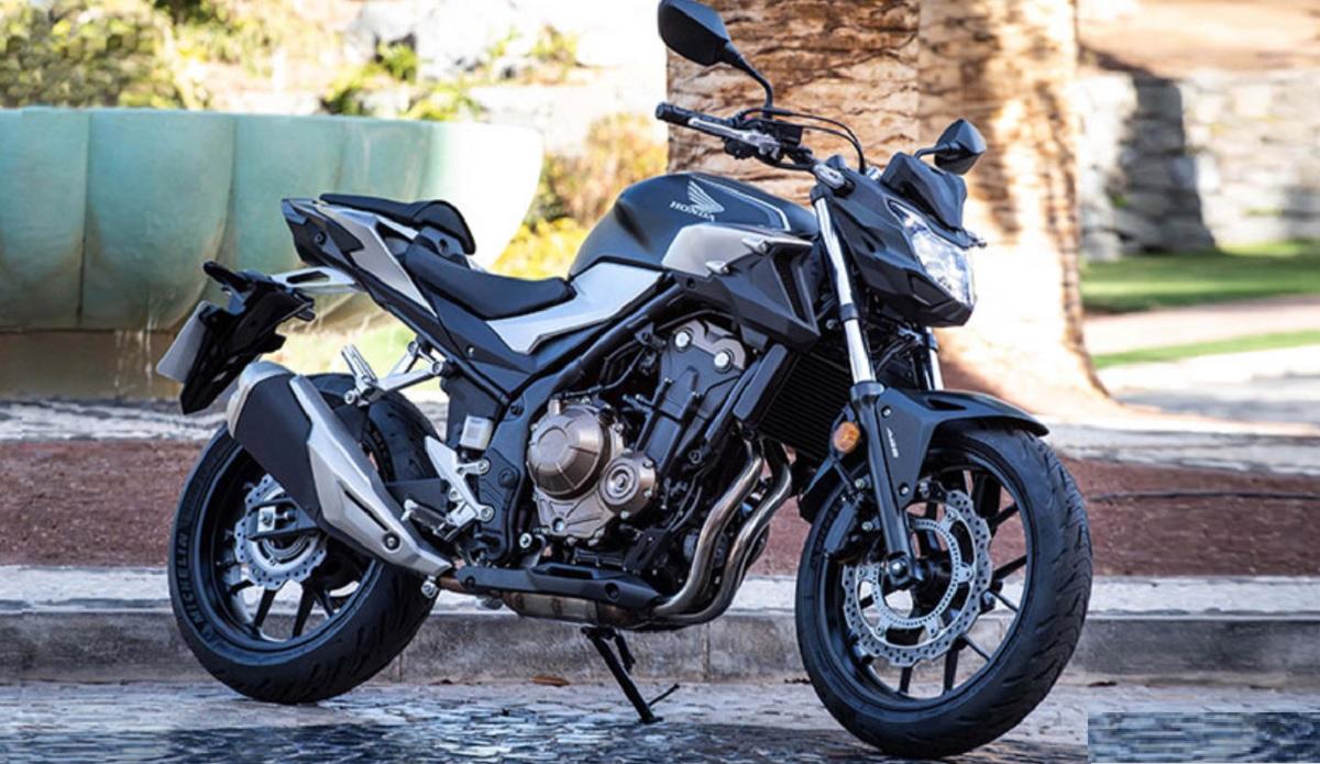 Honda CB500F 2016 : plus sexy