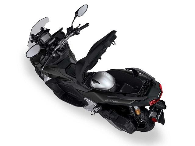 2021 Honda ADV150 capacity