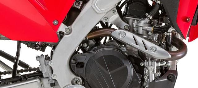 2021 Honda CRF450RL engine