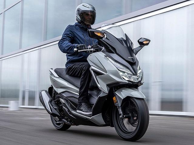2021 Honda Forza