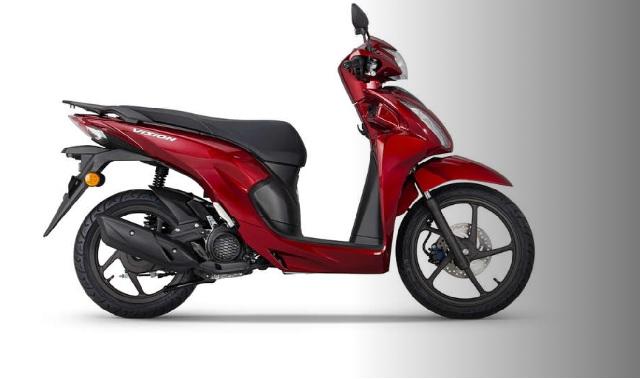 2021 Honda Vision 110 side