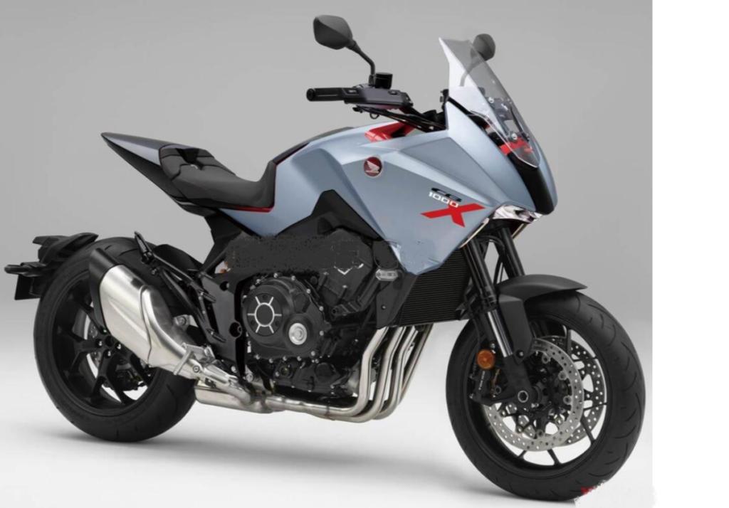 2022 Honda CB1000X front