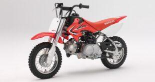 2022 Honda CRF50F