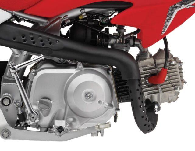 2022 Honda CRF50F engine