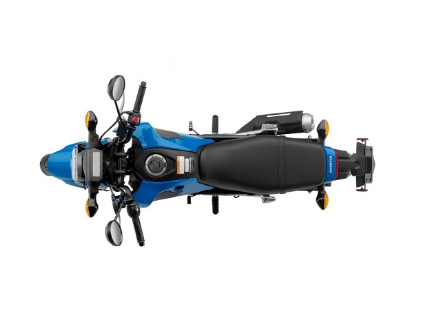 2022 Honda Grom air look