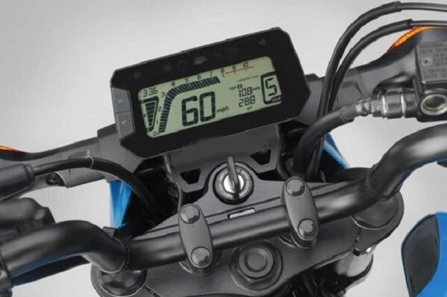 2022 Honda Grom infotainment