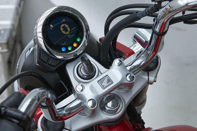 2022 Honda Monkey dash