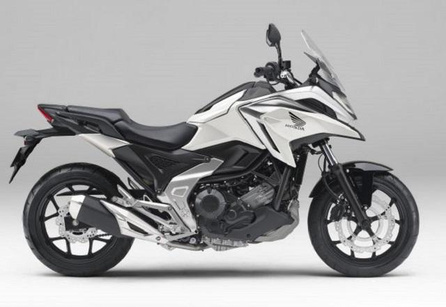 2022 Honda NC750X side