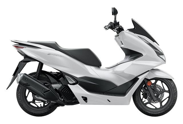 2022 Honda PCX side