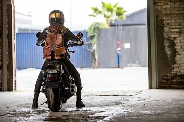 2022 Honda Rebel 1100 rear
