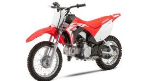 2022 Honda CRF110F