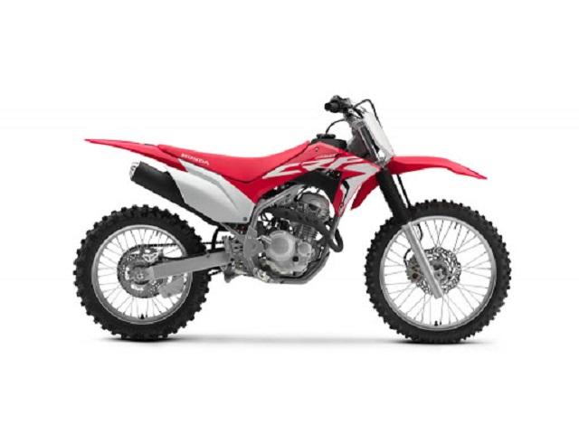 2022 Honda CRF110F side