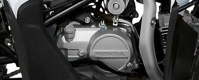2022 Honda TRX90X engine