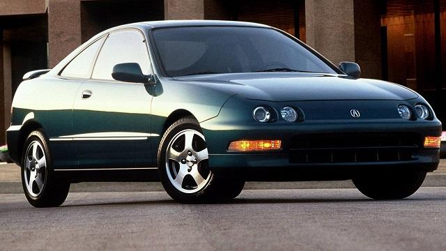 2023 Acura Integra front