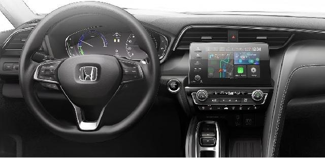 2023 Acura Integra interior