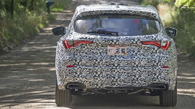 2023 Acura MDX rear