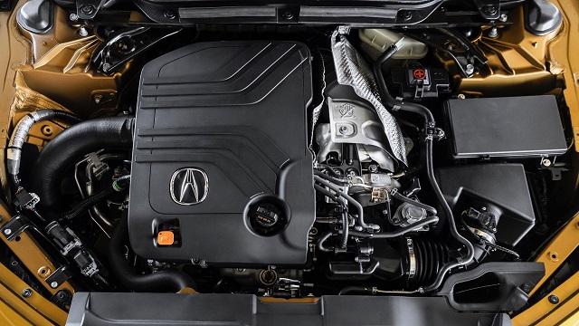 2023 Acura TLX Type S Engine