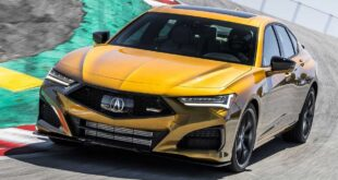 2023 Acura TLX Type S front
